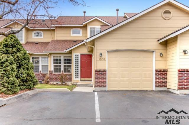 1605 E Boise Ave, Boise, ID 83706 (MLS #98719731) :: Legacy Real Estate Co.