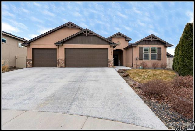2882 N Cherry Laurel Pl, Star, ID 83669 (MLS #98719769) :: Legacy Real Estate Co.