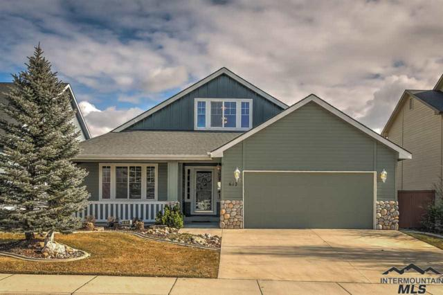 612 S Woodhaven Ave, Meridian, ID 83642 (MLS #98719779) :: Full Sail Real Estate