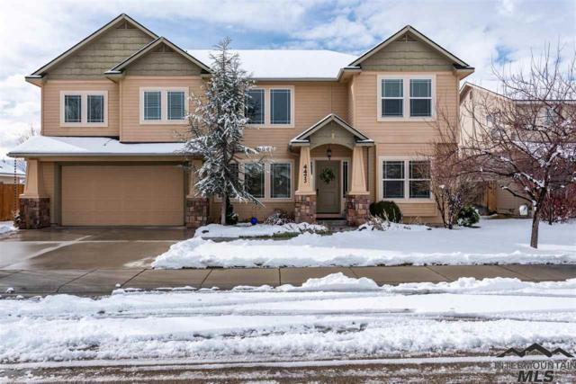 4473 N Rhodes Ave, Meridian, ID 83646 (MLS #98719805) :: Full Sail Real Estate