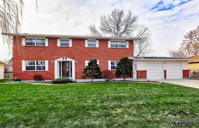 5271 N Sorrento Drive, Boise, ID 83704 (MLS #98719826) :: Legacy Real Estate Co.