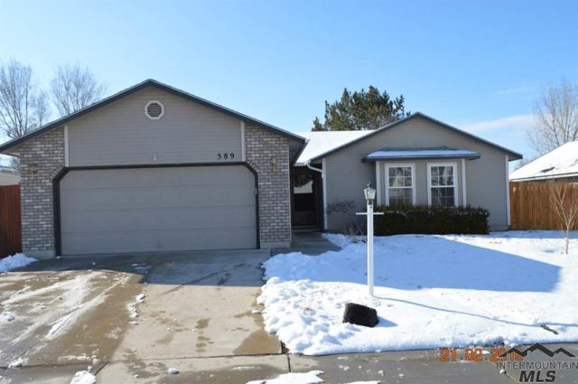 589 S Canvasback Way, Meridian, ID 83642 (MLS #98719831) :: Adam Alexander