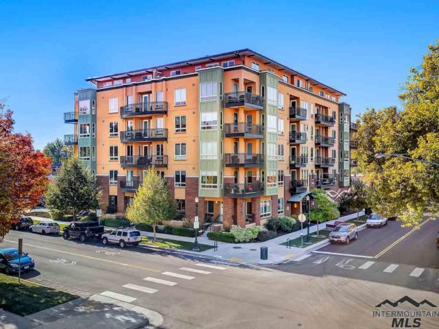 323 W Jefferson Street #508, Boise, ID 83702 (MLS #98719838) :: Legacy Real Estate Co.