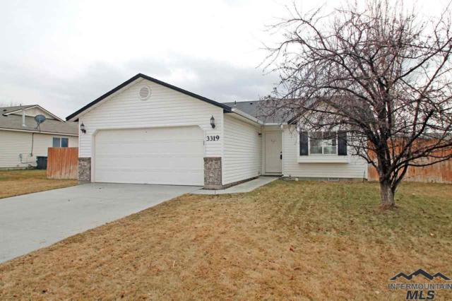 3319 E Friar Tuck Ct, Nampa, ID 83687 (MLS #98719863) :: Legacy Real Estate Co.