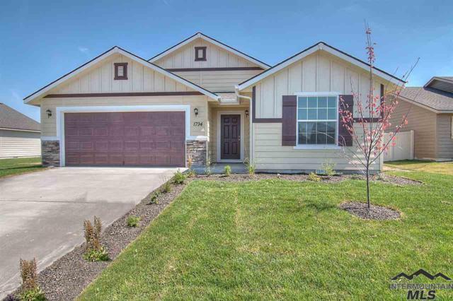 4415 Newbridge St., Caldwell, ID 83607 (MLS #98719884) :: Full Sail Real Estate