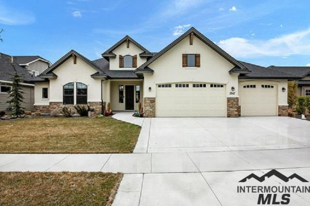 2947 S Fox Troop Pl, Eagle, ID 83616 (MLS #98719889) :: Team One Group Real Estate