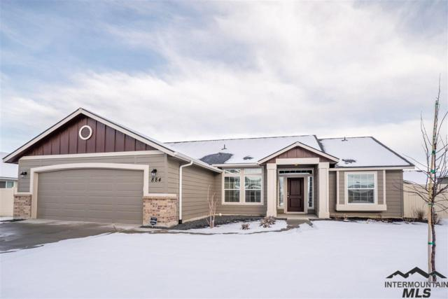 884 N Center Way, Star, ID 83669 (MLS #98719894) :: Epic Realty