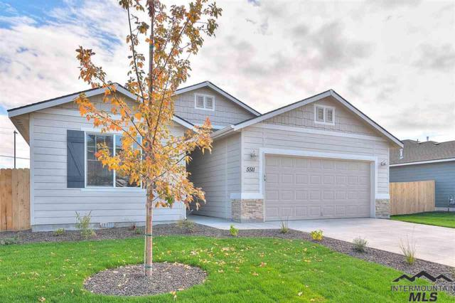 5521 Barkley Way, Caldwell, ID 83607 (MLS #98719898) :: Team One Group Real Estate