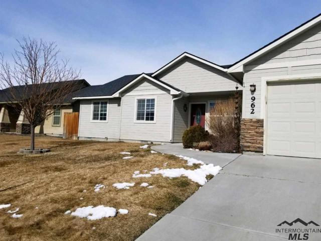 962 W 4th N, Mountain Home, ID 83647 (MLS #98719978) :: Epic Realty