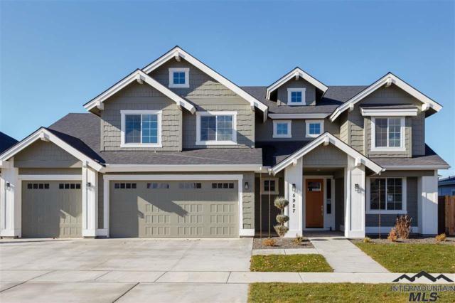 4107 W Everest St., Meridian, ID 83646 (MLS #98720036) :: Jon Gosche Real Estate, LLC