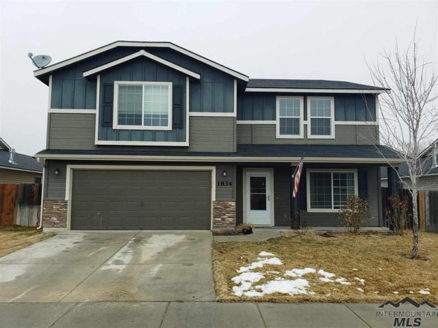1834 E Deerhill Dr, Meridian, ID 83642 (MLS #98720053) :: Juniper Realty Group