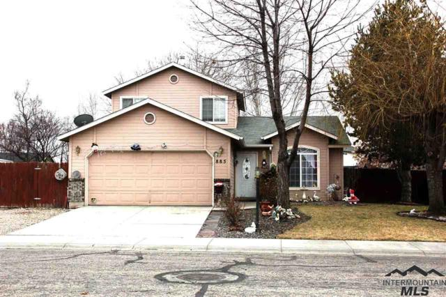 885 W Eider Dr, Meridian, ID 83642 (MLS #98720290) :: Jon Gosche Real Estate, LLC