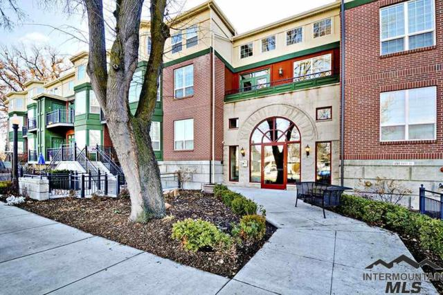 1207 W Fort Street #214, Boise, ID 83702 (MLS #98720307) :: Team One Group Real Estate