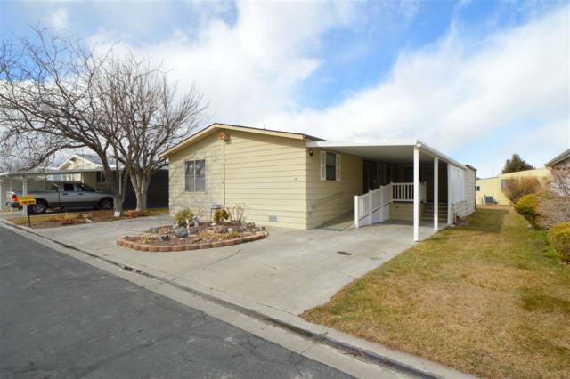 1605 Grandview Dr N Sp #39, Twin Falls, ID 83301 (MLS #98720316) :: Team One Group Real Estate