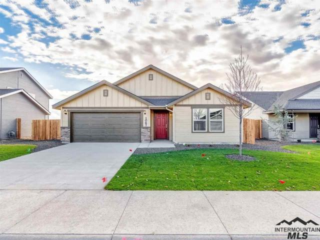 1712 W Lava Ave, Nampa, ID 83651 (MLS #98720374) :: Jon Gosche Real Estate, LLC