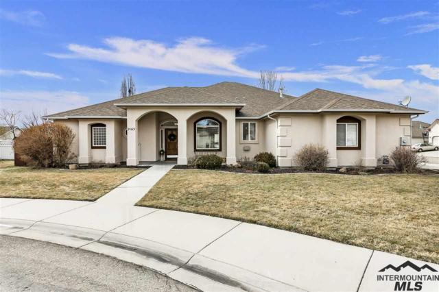 2163 E Dworshak, Meridian, ID 83642 (MLS #98720561) :: Juniper Realty Group