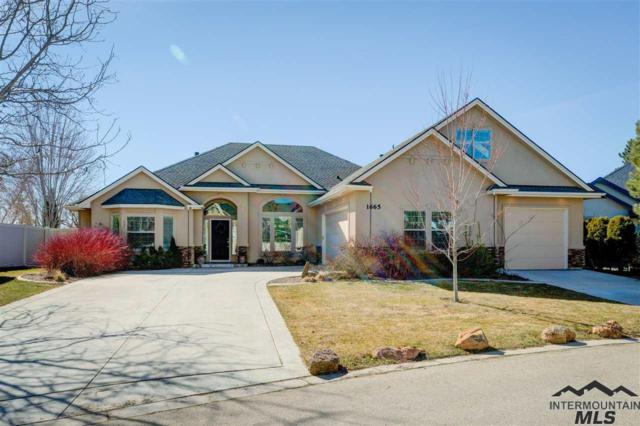 1665 E Expedition Drive, Meridian, ID 83646 (MLS #98720869) :: Full Sail Real Estate