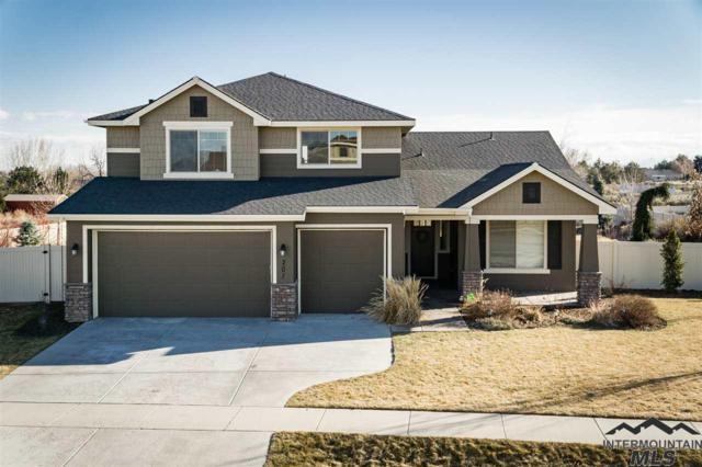 201 W Hidden Meadow Way, Middleton, ID 83644 (MLS #98721159) :: Minegar Gamble Premier Real Estate Services