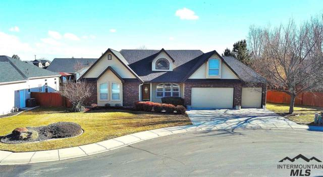 2541 E Timbercreek Ct., Eagle, ID 83616 (MLS #98721163) :: Juniper Realty Group