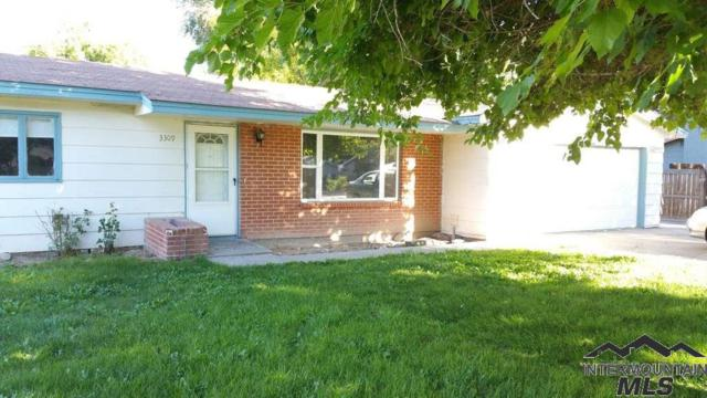 3309 College Ave, Caldwell, ID 83605 (MLS #98721359) :: Team One Group Real Estate