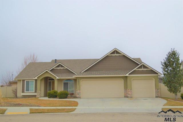 2621 E Santo Stefano Dr, Meridian, ID 83642 (MLS #98721422) :: Team One Group Real Estate