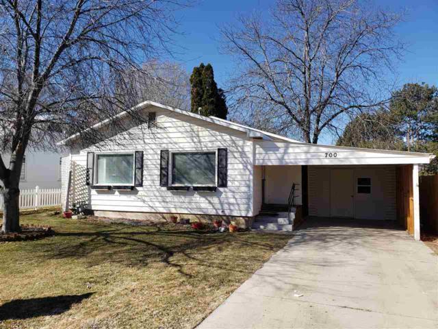 700 Idaho Ave., Filer, ID 83341 (MLS #98721448) :: New View Team