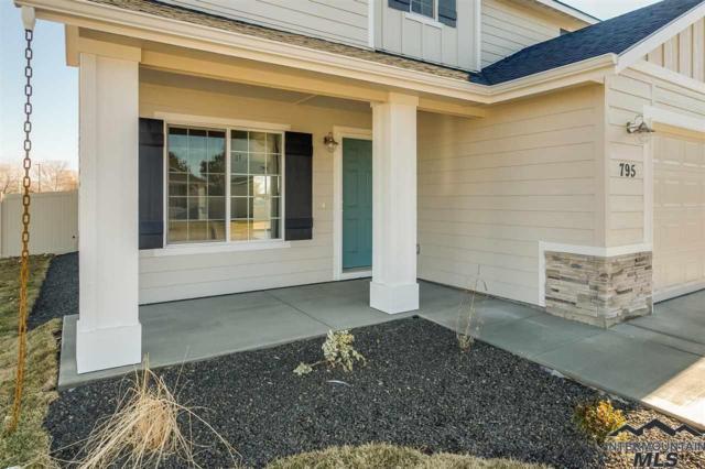3783 W Farlam Dr, Meridian, ID 83642 (MLS #98721526) :: Jon Gosche Real Estate, LLC