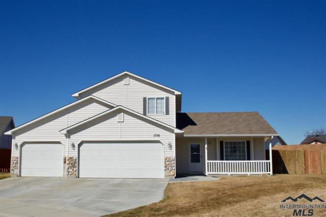 1716 Filbert Court, Nampa, ID 83651 (MLS #98721785) :: Juniper Realty Group