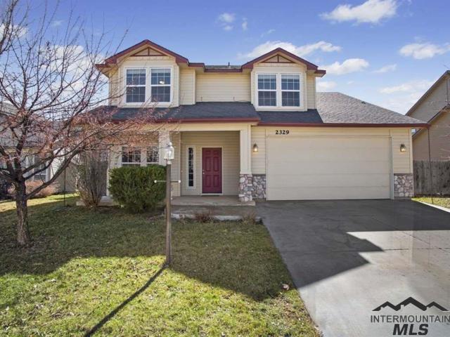2329 W Apgar Creek Dr, Meridian, ID 83642 (MLS #98721814) :: Boise River Realty