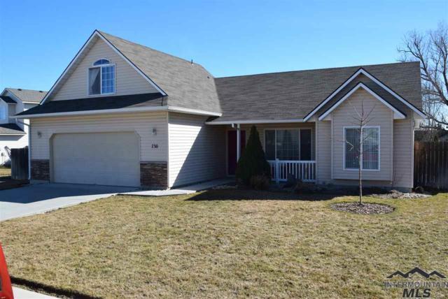 730 S Willis Ave, Kuna, ID 83634 (MLS #98721918) :: Minegar Gamble Premier Real Estate Services