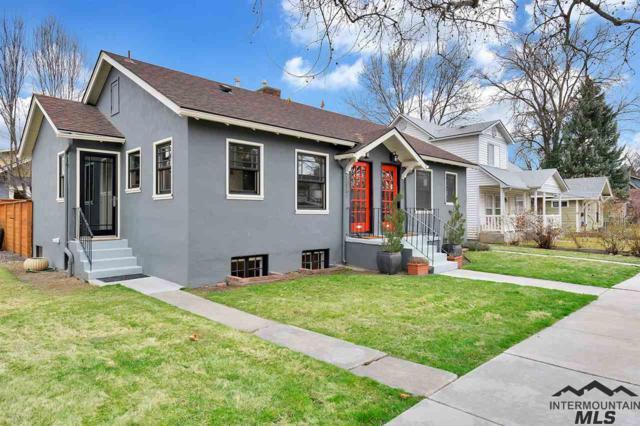 1020 N 21st Street, Boise, ID 83702 (MLS #98721922) :: Minegar Gamble Premier Real Estate Services