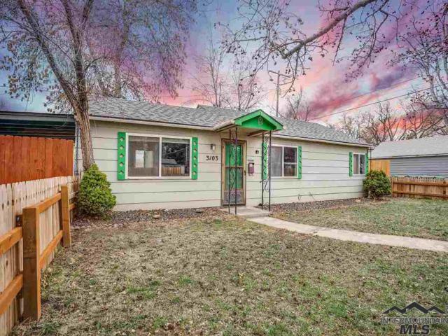 3103 Nez Perce St., Boise, ID 83705 (MLS #98721950) :: Jon Gosche Real Estate, LLC