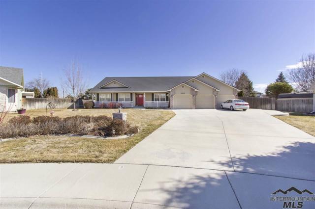 1200 Walnut Creek Ct, Nampa, ID 83686 (MLS #98721974) :: Team One Group Real Estate