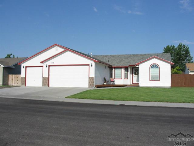 1415 SW Chelsey Cir, Mountain Home, ID 83647 (MLS #98721978) :: Full Sail Real Estate