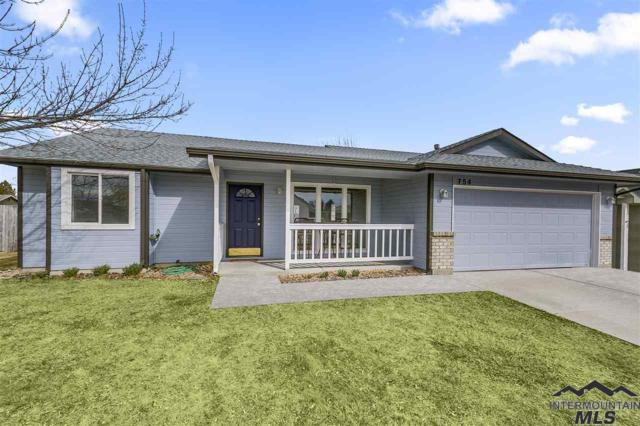 754 W White Fang, Kuna, ID 83634 (MLS #98722013) :: Epic Realty