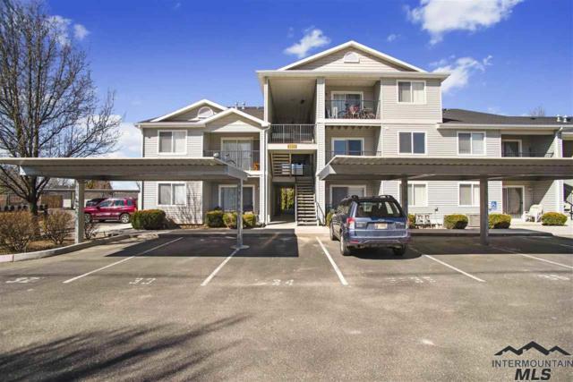 3323 N Lakeharbor Lane #202, Boise, ID 83703 (MLS #98722020) :: Adam Alexander