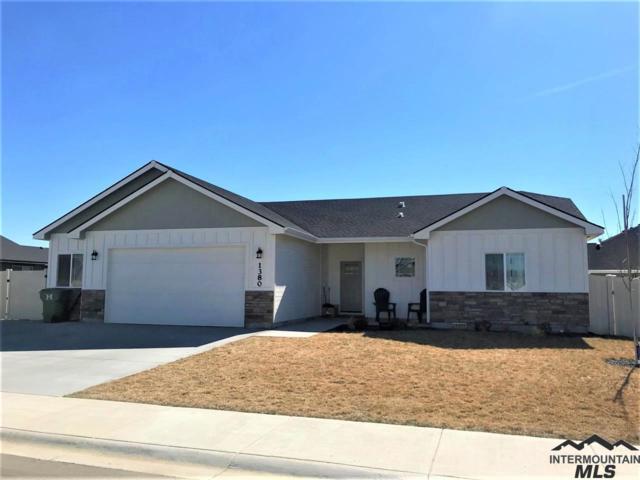 1380 Tamarack Street, Fruitland, ID 83619 (MLS #98722084) :: Juniper Realty Group
