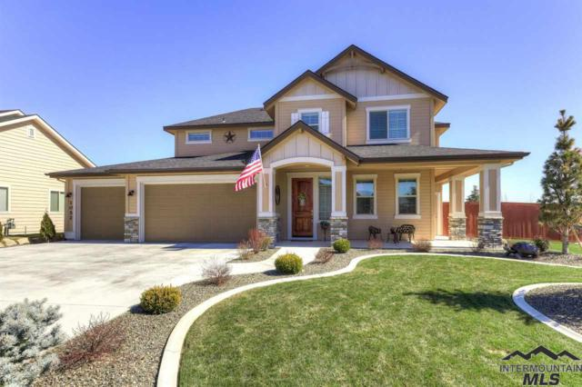 1052 N Glen Aspen Way, Star, ID 83669 (MLS #98722115) :: Team One Group Real Estate