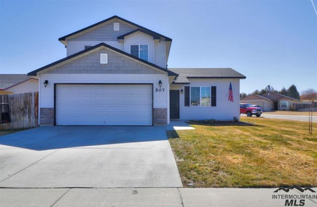 507 E Great Bear Street, Kuna, ID 83634 (MLS #98722160) :: Minegar Gamble Premier Real Estate Services