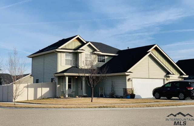 11334 W Fitzwilliam Loop, Nampa, ID 83651 (MLS #98722163) :: New View Team
