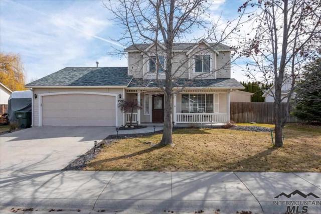 2522 N Waterstone, Meridian, ID 83646 (MLS #98722167) :: Juniper Realty Group