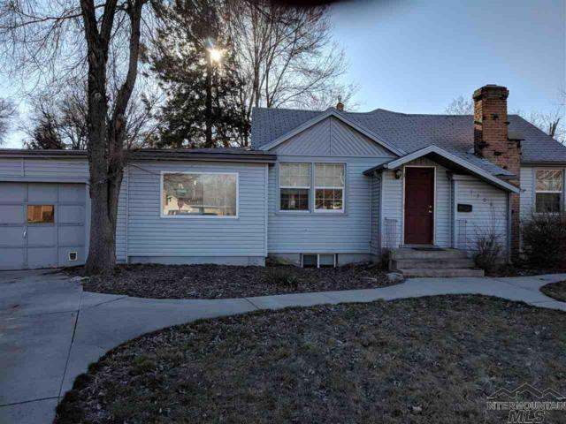 1506 S Euclid Ave., Boise, ID 83706 (MLS #98722172) :: New View Team