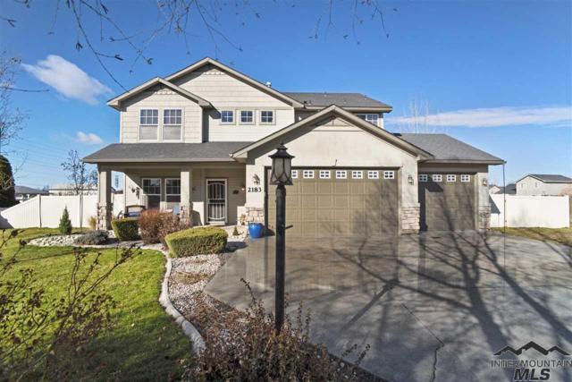 2183 W Sage Springs Ct, Meridian, ID 83646 (MLS #98722177) :: Epic Realty