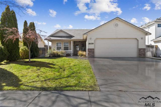 18159 Spicebush Ave, Nampa, ID 83687 (MLS #98722180) :: New View Team