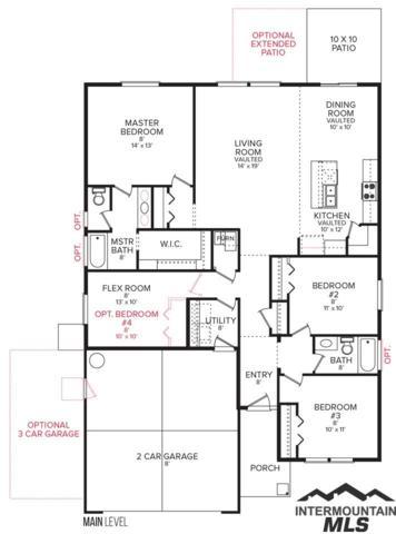 5334 N Maplestone Ave, Meridian, ID 83646 (MLS #98722192) :: Epic Realty