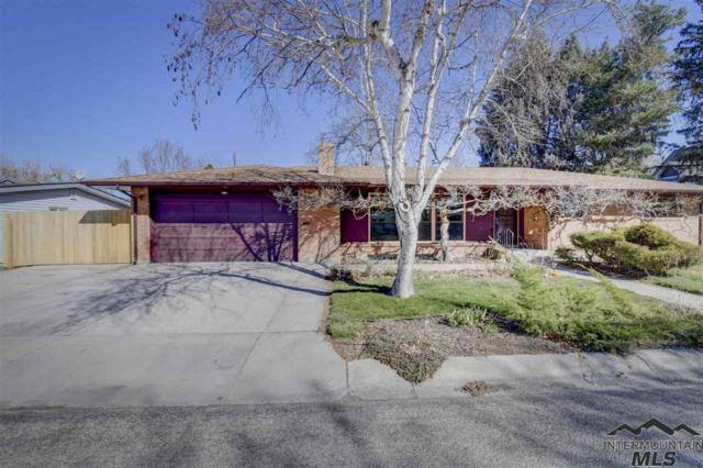 1304 S Tetonia, Boise, ID 83705 (MLS #98722249) :: New View Team