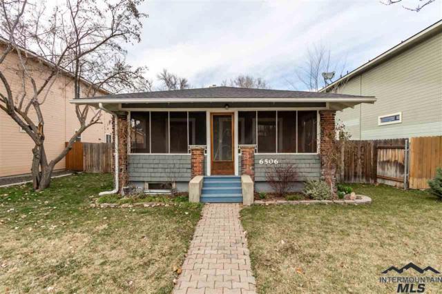 6506 W Poplar, Boise, ID 83704 (MLS #98722279) :: Juniper Realty Group