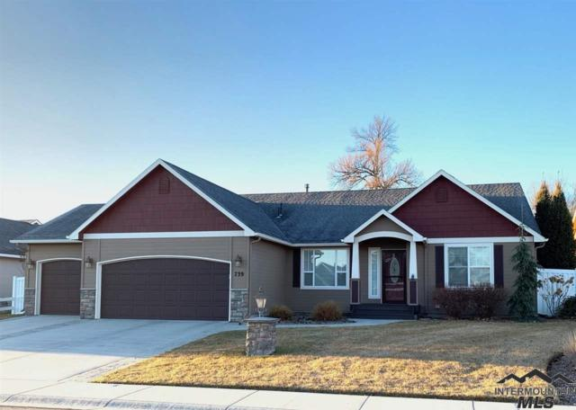 739 W Highland Ave, Nampa, ID 83686 (MLS #98722311) :: Juniper Realty Group