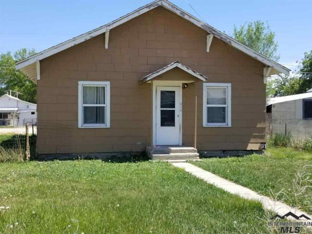 414 5th St, Wilder, ID 83676 (MLS #98722326) :: Jon Gosche Real Estate, LLC