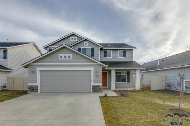 1612 W Gander St., Meridian, ID 83642 (MLS #98722343) :: Full Sail Real Estate